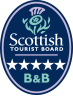 5 Star Award Scottish Tourism Board