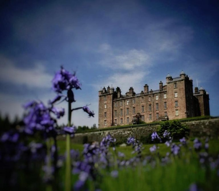 Drumlanrig Castle from Nithbank Country Estate