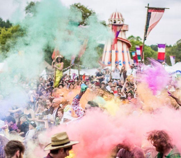 Eden festival Nithbank Country Estate