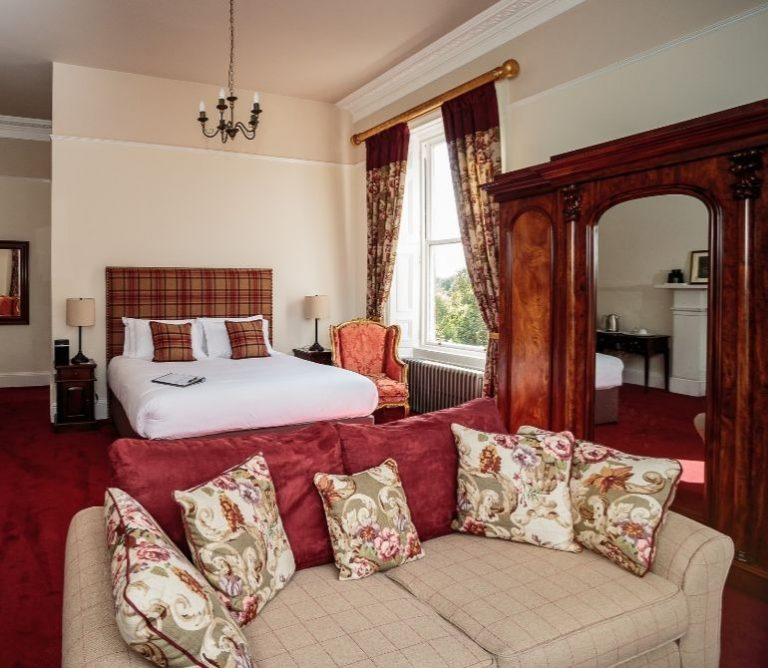 Luxury 5 Star B&B Dumfries Nithbank Country Estate