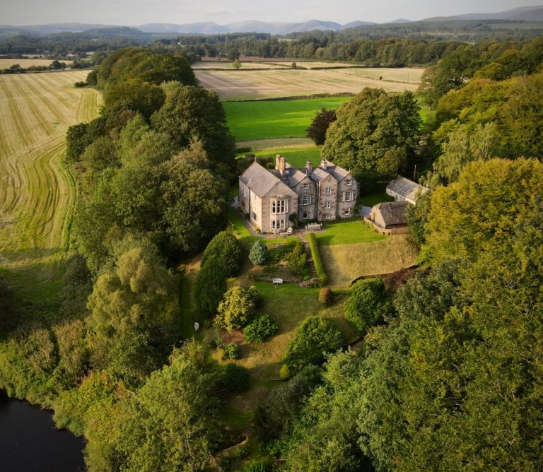 Secluded and Tranquil Nithbank Country Estate
